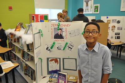 4th Grade Biography Fair