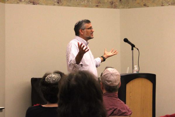Living in Israel - David Ebstein, Sept 2014