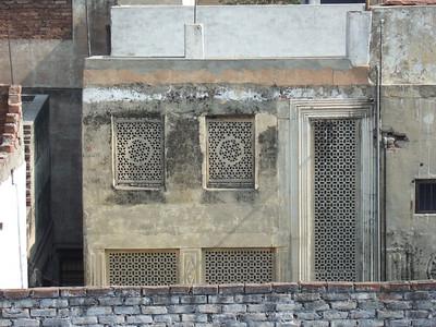India: Kashmiri Gate, an old neighborhood of Delhi
