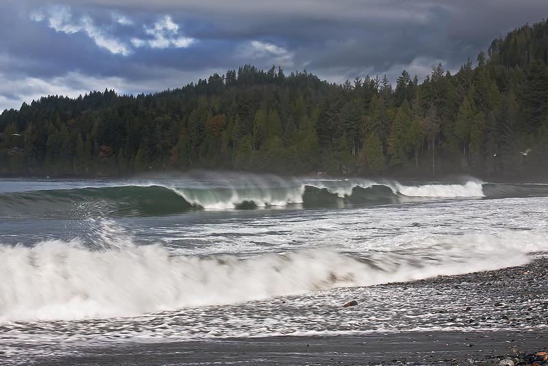 Winter Waves II