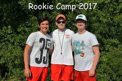 20170502 Rookie Camp