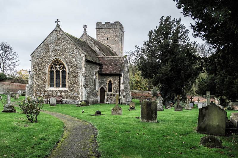 Great Saxham, St.Andrew