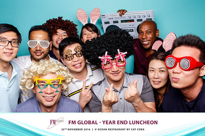 FM Global - Year End Luncheon