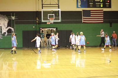 JV Girls 12-17-2010 vs NS