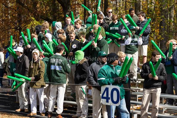 #1 Christ School vs Asheville School 2011