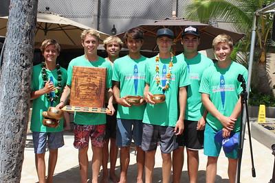 19th Annual Cline Mann Memorial Paddleboard Race 7-14-2018