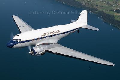 HB-IRJ Douglas DC3