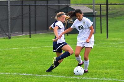 2017_05_11 JV Girls Soccer vs Pattonville