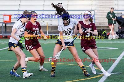 Mercer Island vs Bellevue Womens Lacrosse