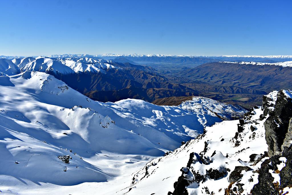 Cardrona Skifiled New Zealand