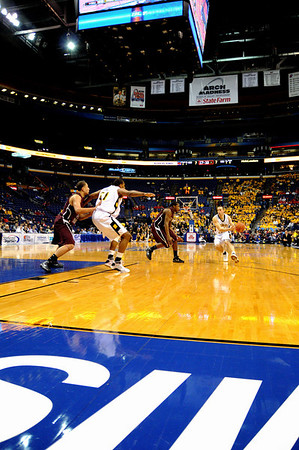 2010 Arch Madness Wichita State vs Missouri State