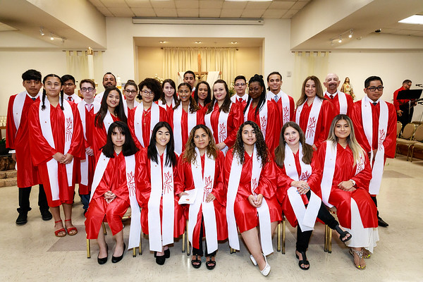 2019 St Catherine Confirmation