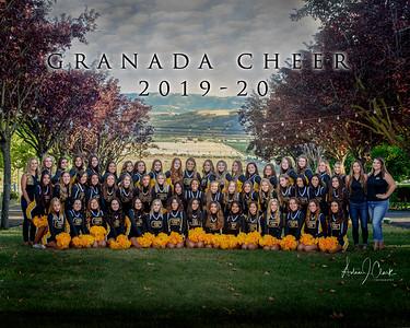 Granada Cheer 2019-20