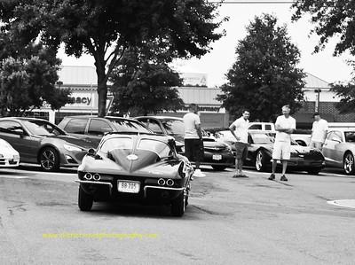 Cars & Coffee ~ Richmond ~ August 11, 2012