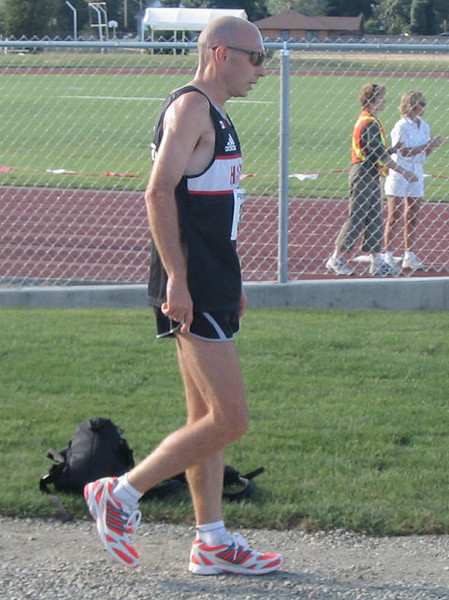 2005 Run Cowichan 10K - Tina Connelly