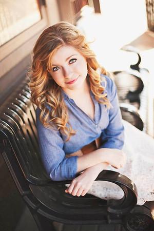 Rachel Brammer | Senior 2013