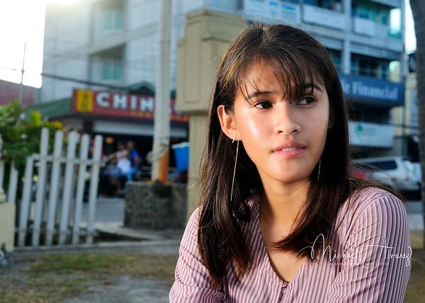 Philippine Model - Raya Tinaco