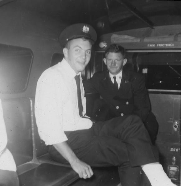 J.B. Diamond and Carlton Thomas