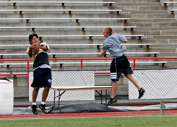 Chicago New Hope Academy Football
