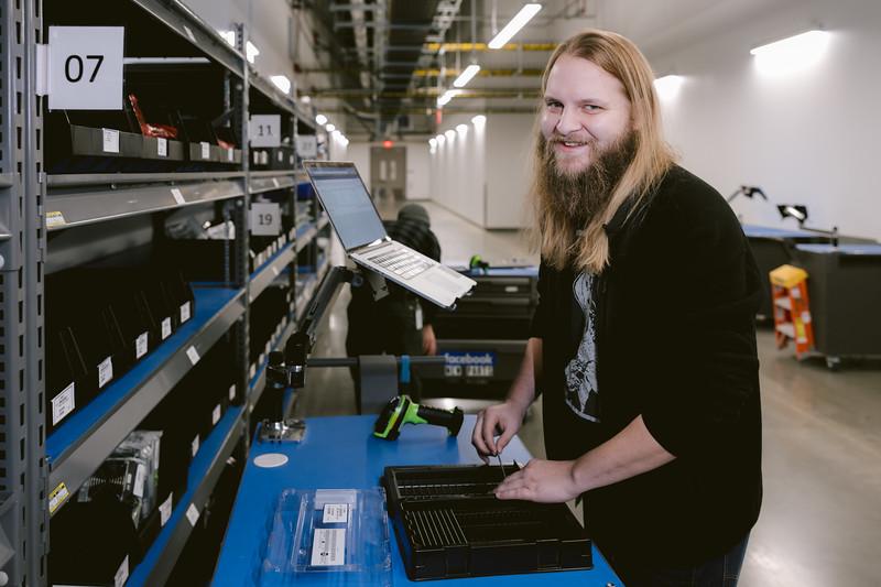 FACEBOOK Data Center - Photos by Robb McCormick Photography