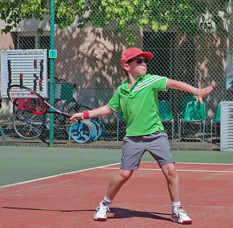 Tennis - Anatole B.