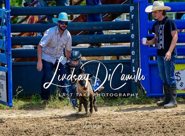 N. Texas Christian Youth Bull Riders Sunday June 13th 2021