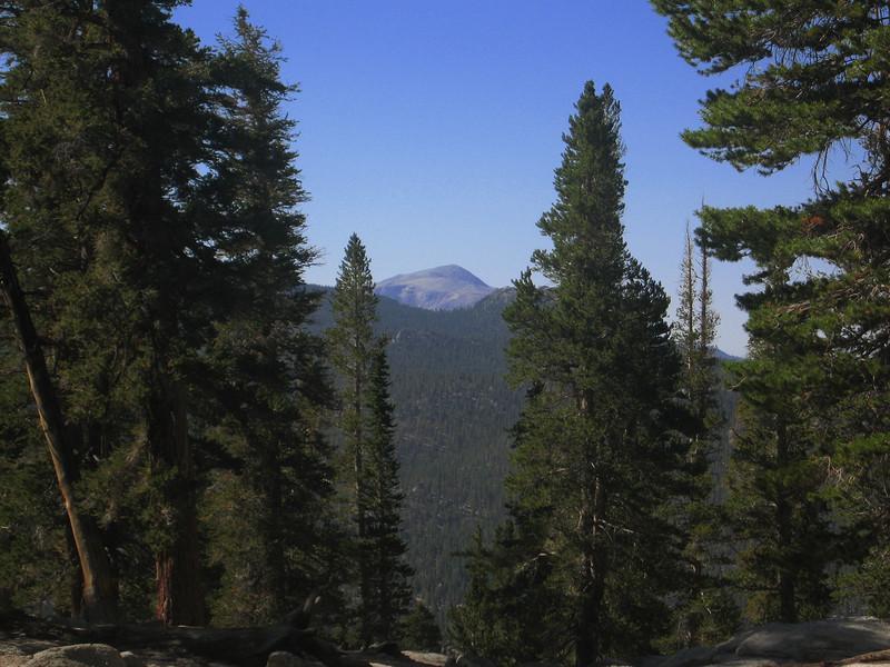 Olancha Peak to the south