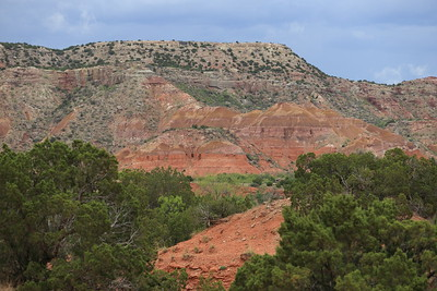 Palo Duro Canyon - April 2015