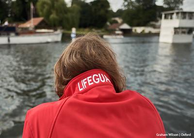 Henley Royal Regatta 2021 - RLSS Colwick Park Lifeguards