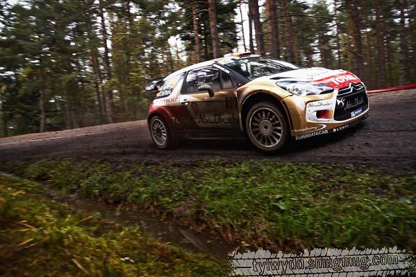Rallye de France - Alsace 2013
