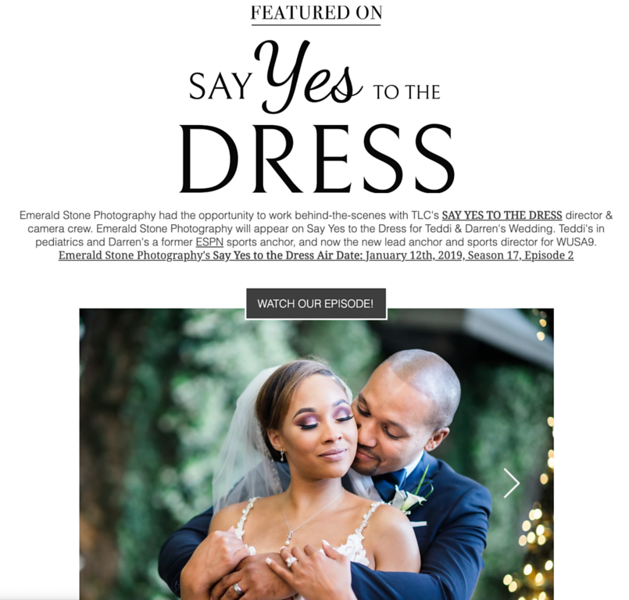Tag: teddi, darren, TLC, Say Yes to the Dress, @realweddings , @celebstylewed , @kleinfeld , (let's tag as many accounts as possible, especially vendors) #huffpostido ,  , bell tower on 34th. // Hashtag: #celebrityweddings /  ESP Featured on Say Yes to the Dress!!! Our team flew out to Houston to photograph this beautiful  Wedding. Such an amazing experience. Since the wedding, Darren has won 2 EMMY AWARDS for best sports anchor!!!!!!
