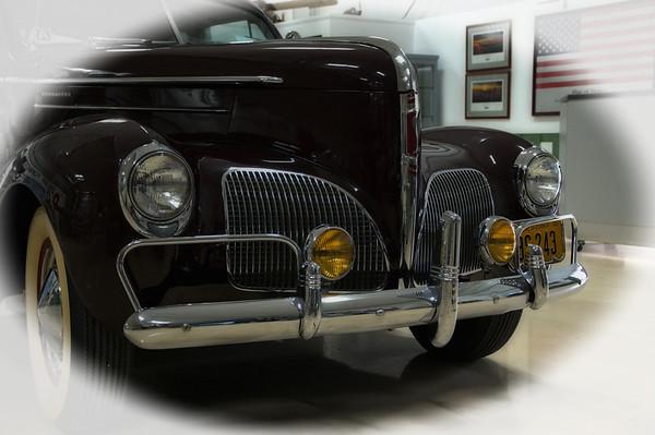 Palm Springs Air Museum Cars