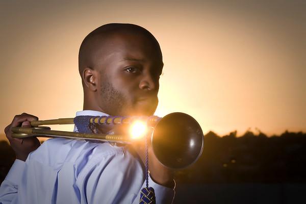 Justin Bland, D.M.A. - Trumpet