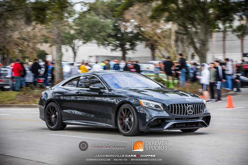2019 01 Jax Car Culture - Cars and Coffee 133B - Deremer Studios LLC