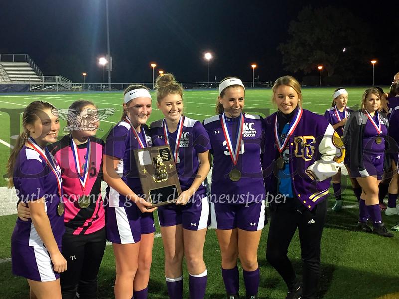 Karns City Girls Soccer