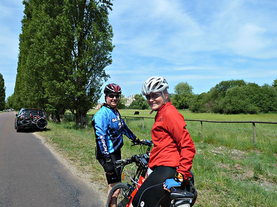 France:  Loire Valley Bike