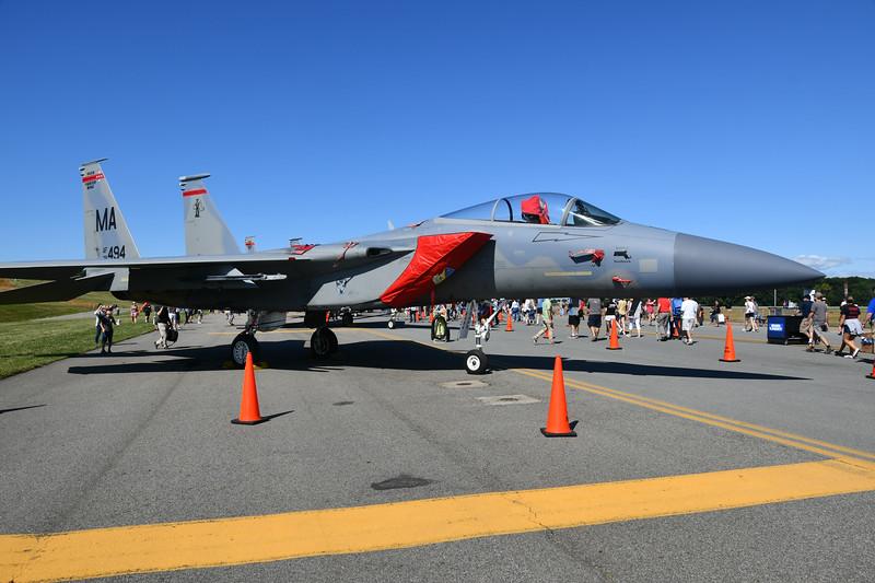 F-15C Ma Air National Guard