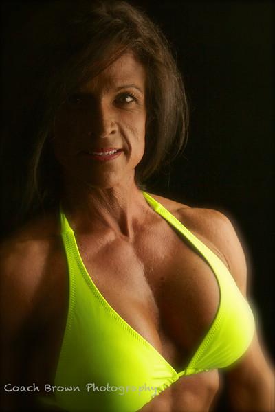 Tonya Blevins Shull IFBB Pro