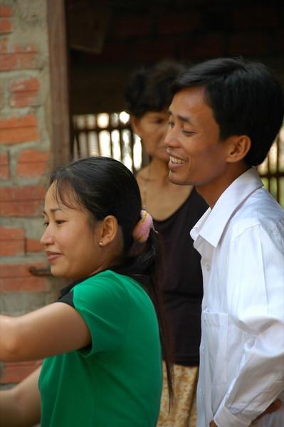 Newlywed Couple - Battambang, Cambodia