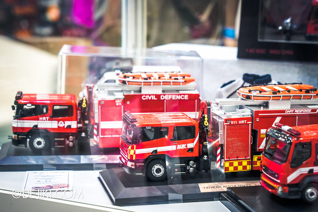 STGCC 2016 - Masterpiece Collectibles SCDF