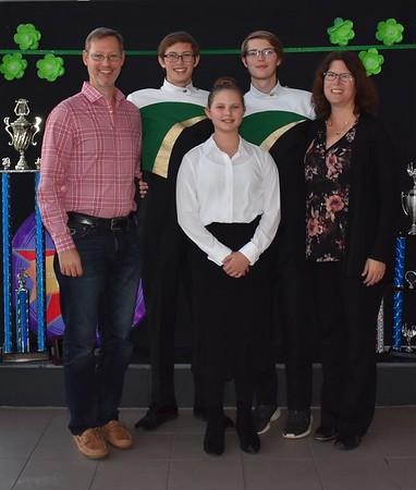 Senior Family Photos