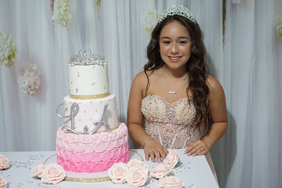 Leah's Sweet 15 Party