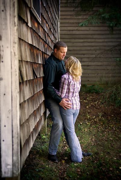 Jill and Bryan