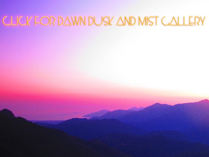 Dawn Dusk and Mist