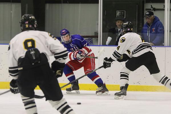 Boys' Varsity Hockey vs. Tilton   January 20