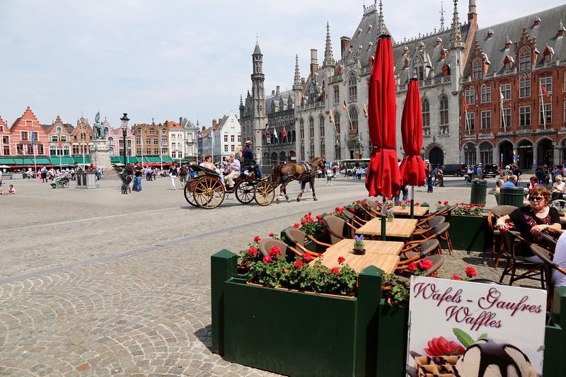 Markt Square - Bruges