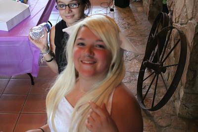 Joanna's Sweet 16