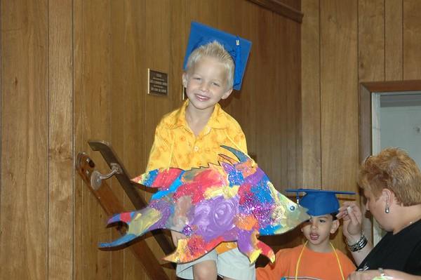 Jacob Pre-school Graduation