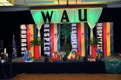 WAU 'Passing The Torch'  Aug 31, 2019