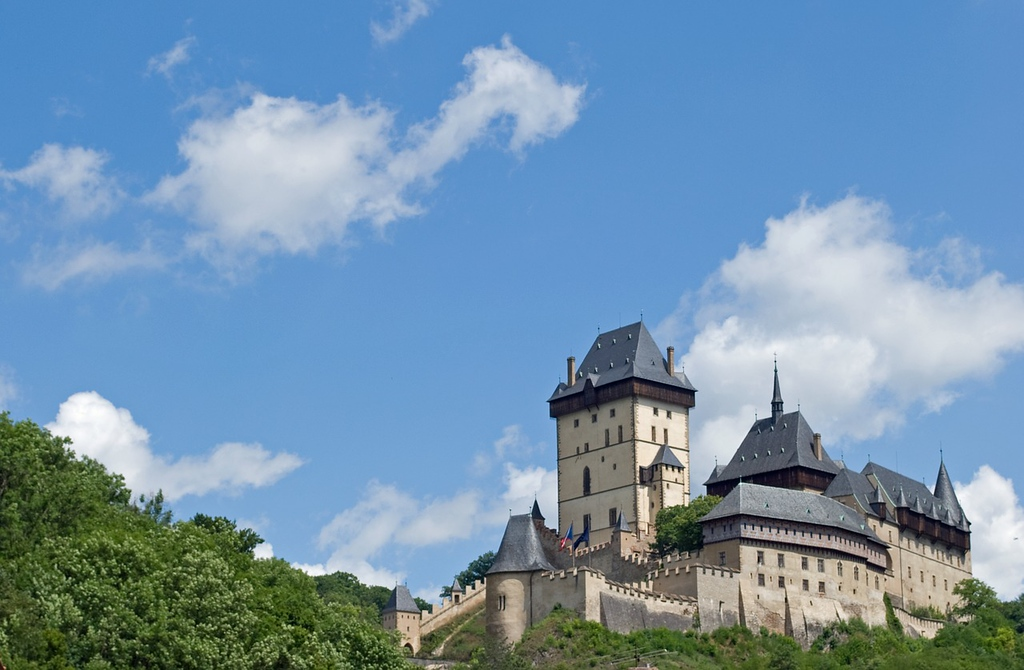 Karlštejn Castle, Czech Republic - Best Day Trips from Prague